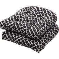 Black And White Kitchen Chair Cushions | Home Design Ideas