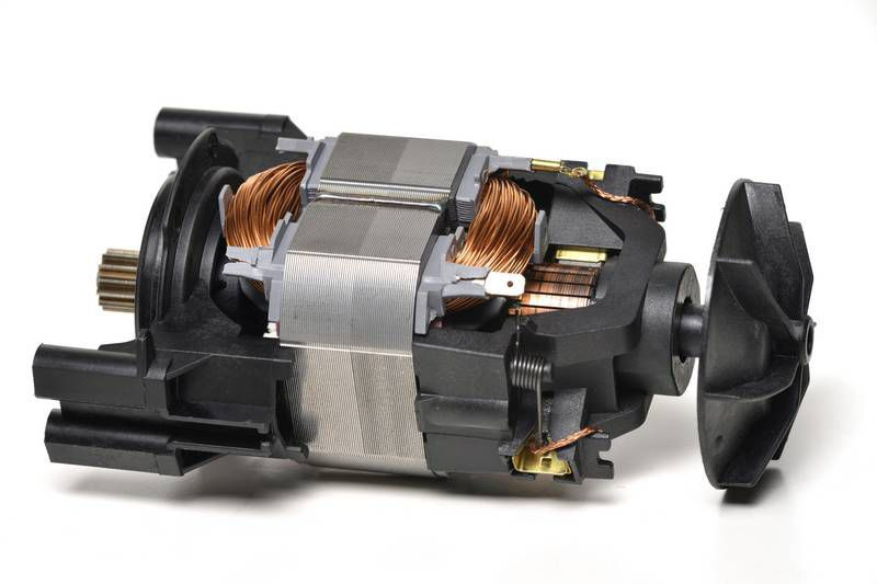 Wound Rotor Induction Motor - The Engineering Projects
