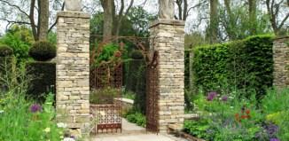 create a show garden