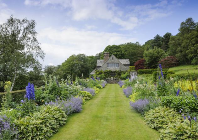 Design Edwardian Garden Style The English Garden