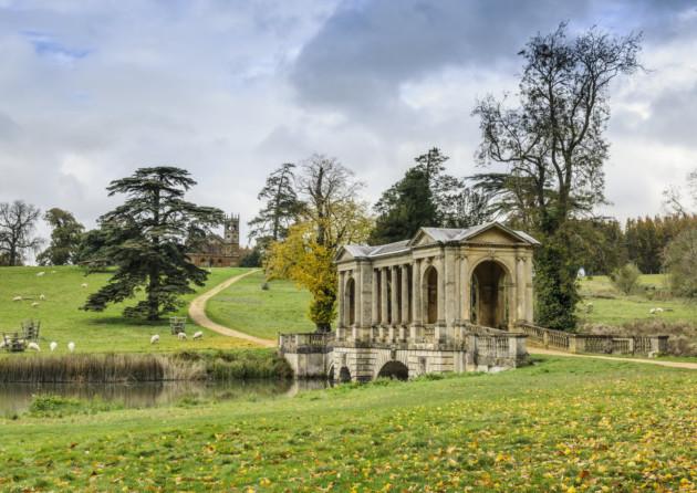 Design the english landscape garden the english garden for Garden design 18th century