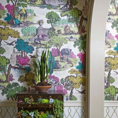 Wallpaper Love: Cole & Sons Folie Collection | The English Room