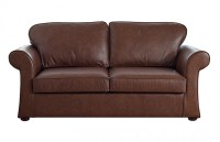 Curved Leather Sofa | Leather Sofas