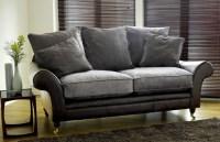Atlanta Leather & Fabric Sofa | Leather Sofas