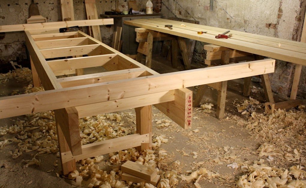 Workbench Height - How To Build A Workbench To Fit Your Woodworking