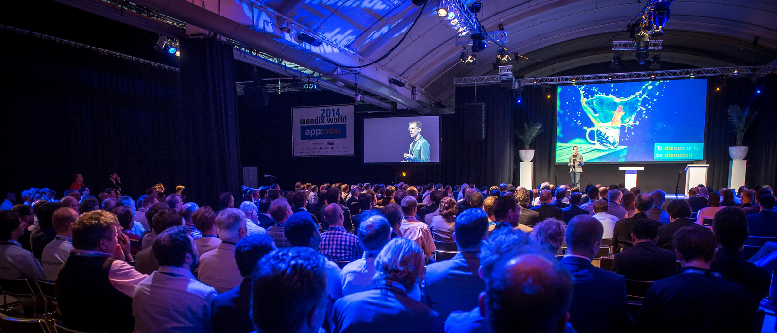 Mendix World 2014 keynote