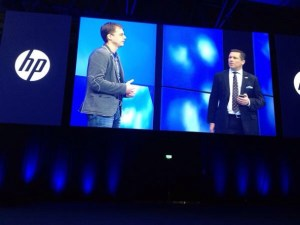 HP Discover keynote with Marten Mickos
