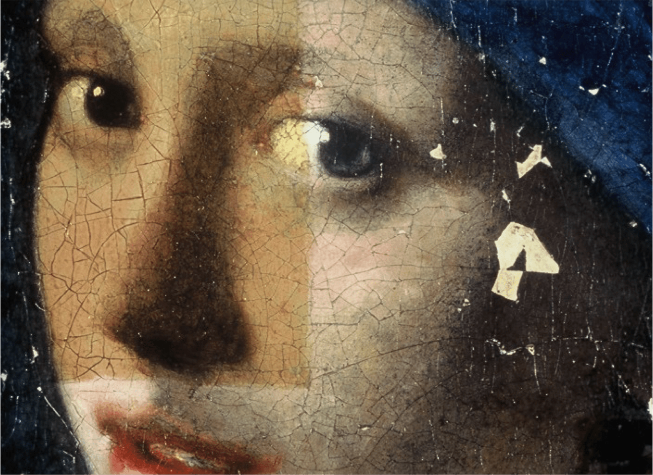 The Man Who Knows the Girl With a Pearl Earring Most