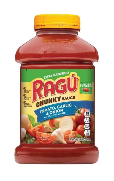 Ragu Pasta Sauces Recalled Over Potential Contamination