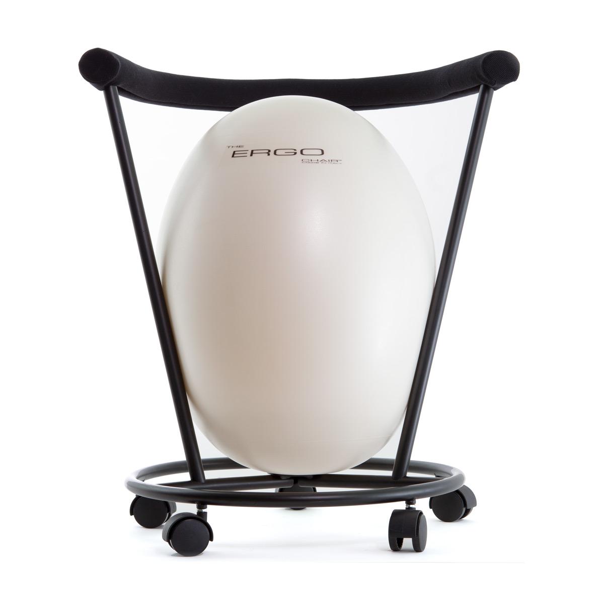 Ergonomic ball chair the ergo chair