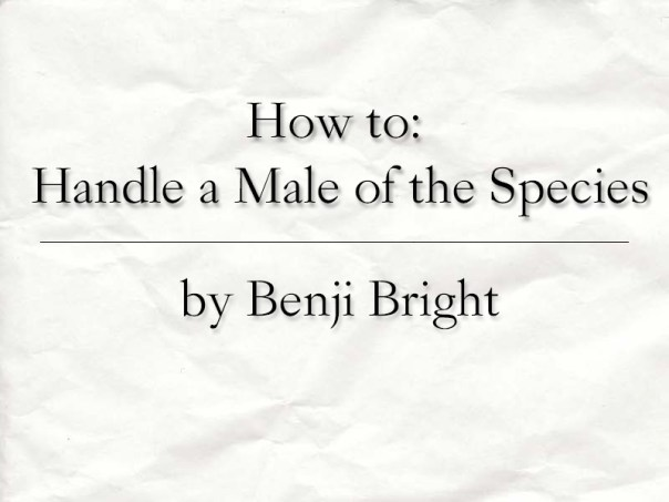 how to - male