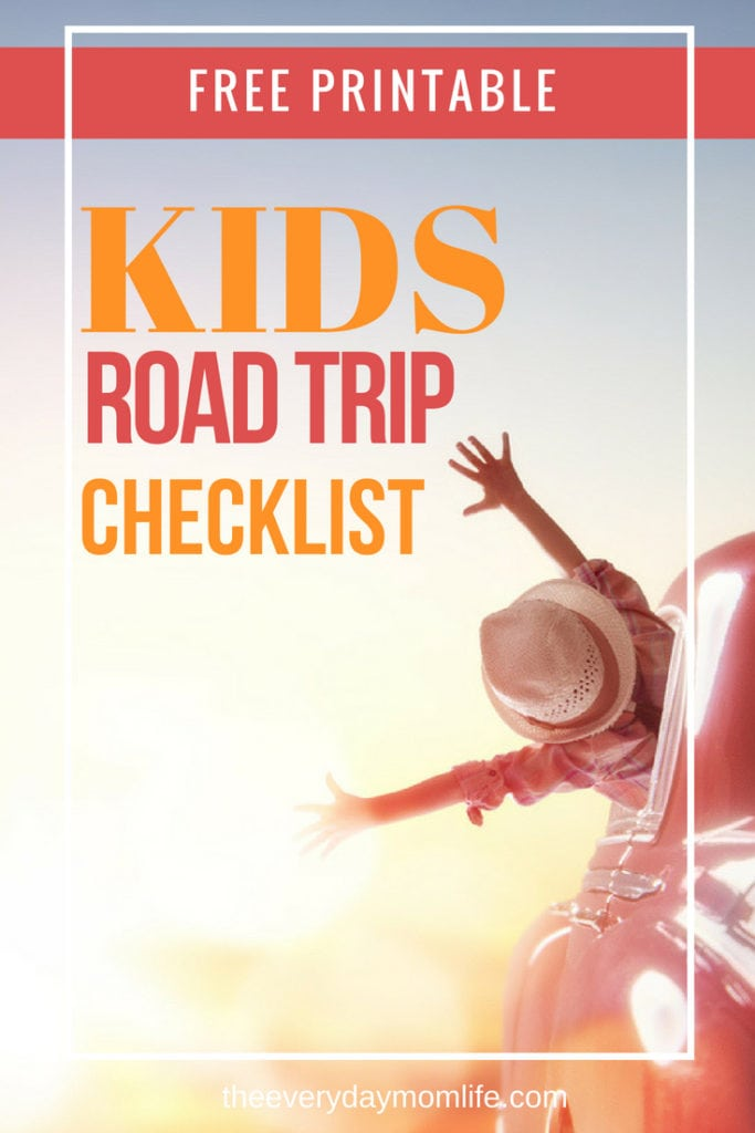 Don\u0027t Hit The Road This Summer Without This Road Trip Checklist - summer vacation checklist
