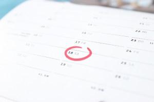 Set A Specific Date - Calendar Pic