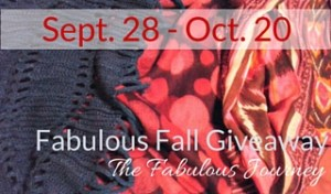 Fabulous Fall Giveaway Ad
