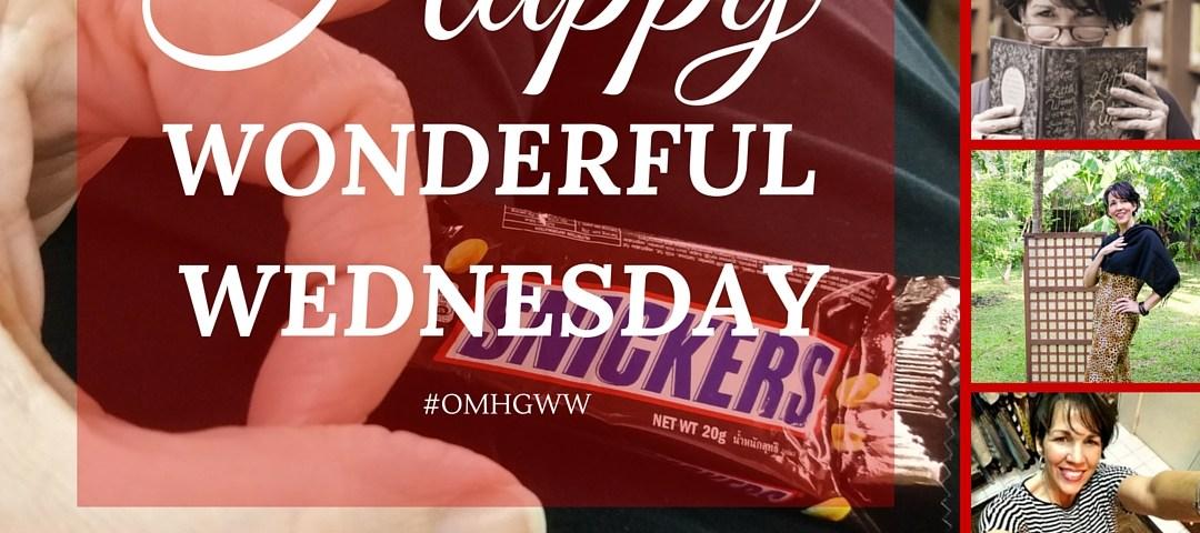 chocolate moment, Wonderful Wednesday