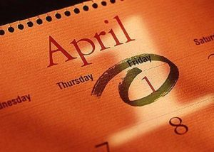 Facts About April Fools Day