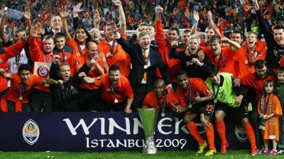 European conquerors in 2009