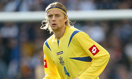 Anatoliy Tymoshchuk: An icon of Ukrainian football, played for Donetsk
