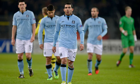 Carlos Tevez and Manchester City