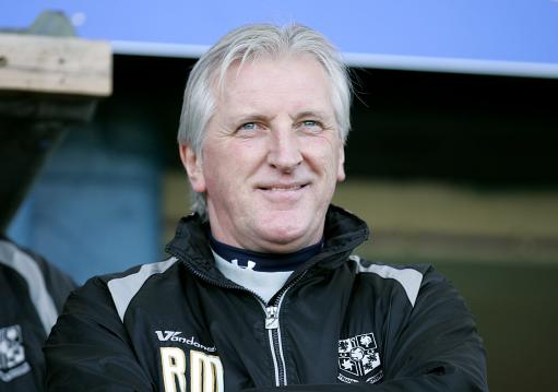 Ronnie Moore: One of the best managers Branston has worked under