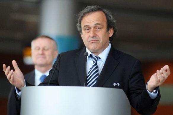 UEFA+President+Michel+Platini