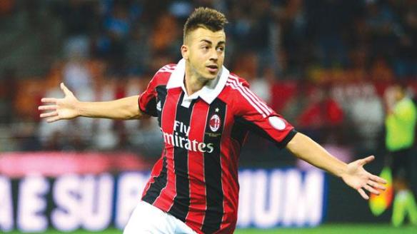 El Shaarawy has been a revelation since the departure of Ibrahimovic