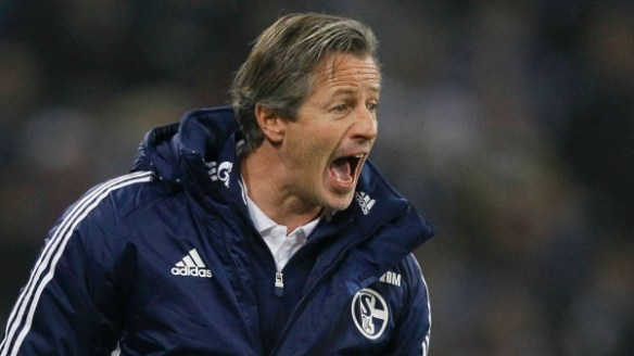 Jens Keller: a short-term fix for Schalke