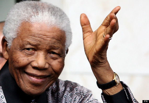 Nelson Mandela: a source of inspiration for South Africa