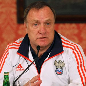 Capello's predecessor, Dick Advocaat, was ultimately a failure as coach of Russia