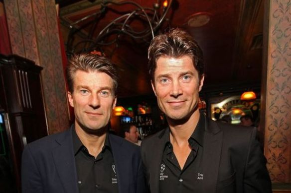 The Laudrup Brothers