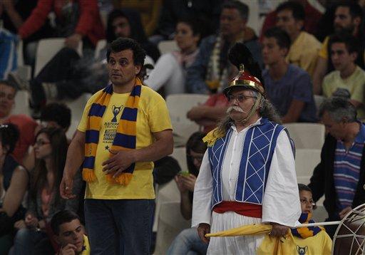 Greece Soccer Cup Final