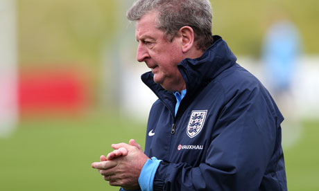 Roy Hodgson has appealed to England fans for a show of respect towards Republic of Ireland