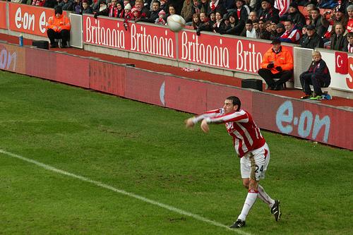 Stoke throw