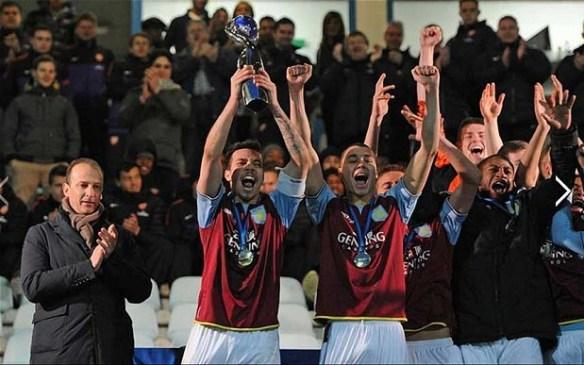 Aston Villa: NextGen champions 2012/13.