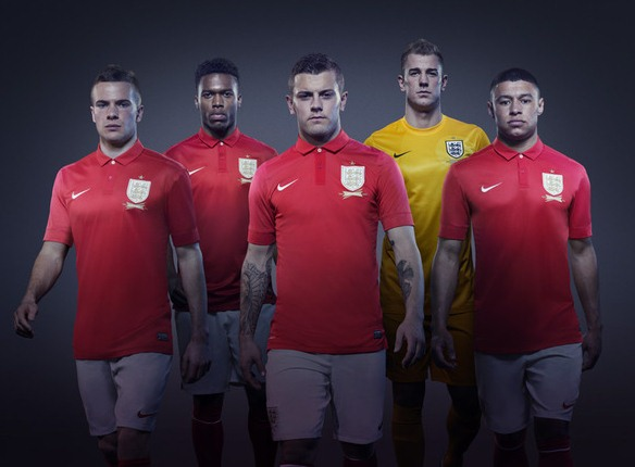 Red-England-Football-Shirt-2013