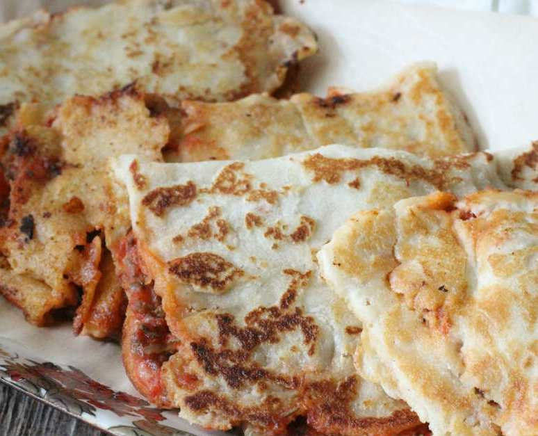 Pizza Pockets: The Grain-Free, Healthy Kid Favorite You Can Make at Home