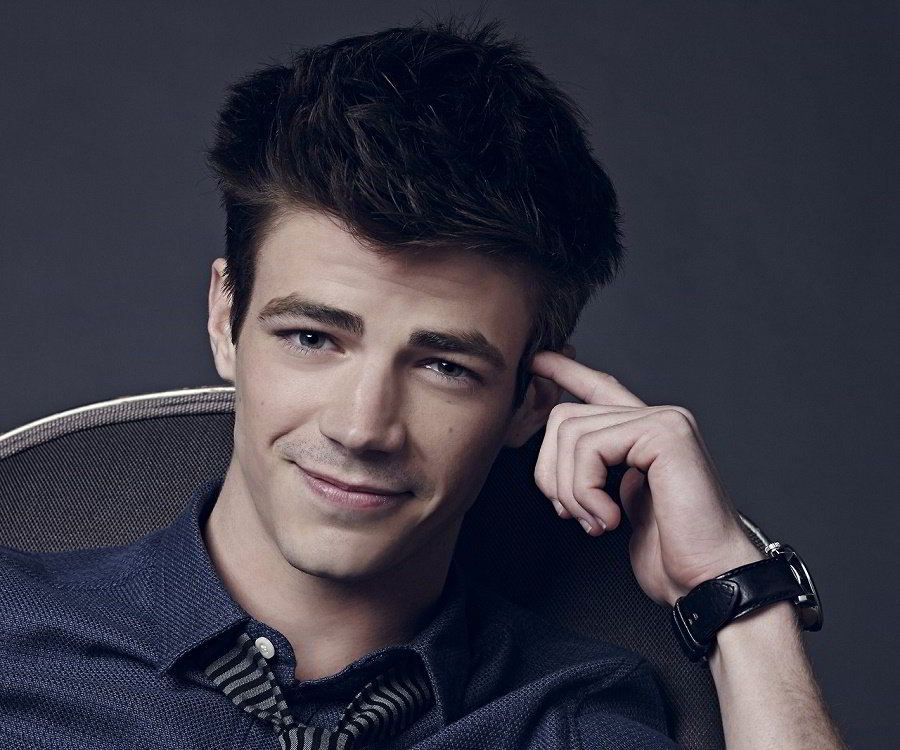 Iphone Hd Wallpaper Quotes Grant Gustin Biography Facts Childhood Family Life