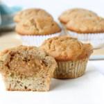 Apple Pie Muffins   The Fare Sage