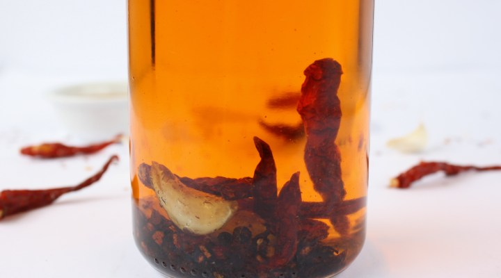Easy Garlic Chilli Oil   The Fare Sage