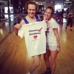 Richard Simmons - Farley Project Friend