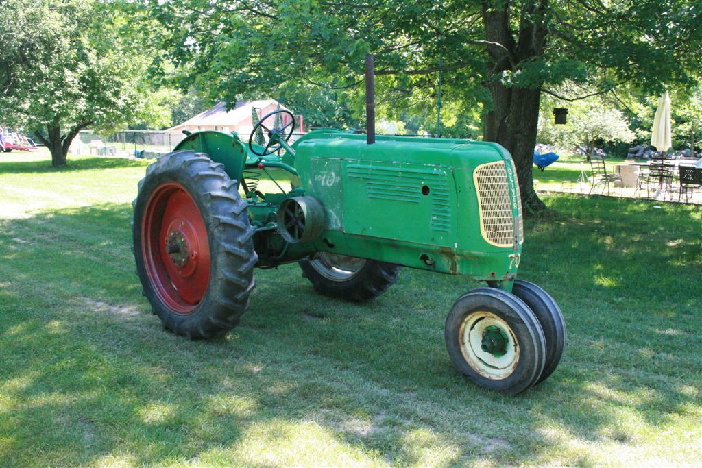 Oliver 70 Tractor Wiring Diagram Wiring Diagram