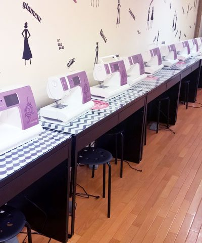 sewing classes for kids in ny