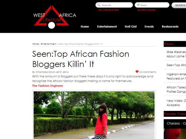 top african bloggers