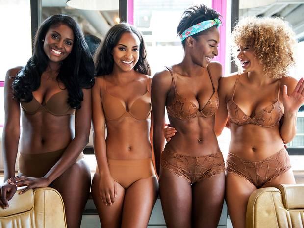 Nubian Skin Lingere in Nigeria!