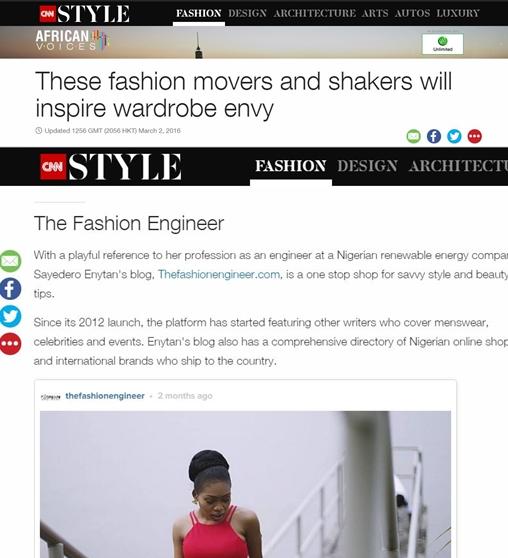 cnn feature fashion blogger