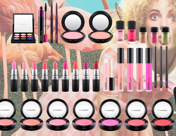 MAC COSMETICS FLAMINGO PARK COLLECTION NOW IN NIGERIA