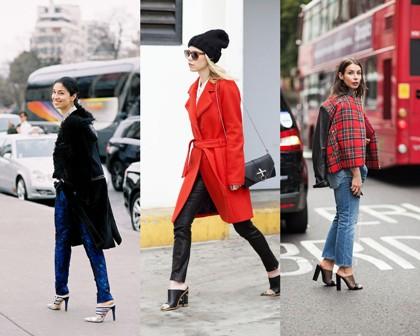 Trend: Mule Heels + Where to Buy
