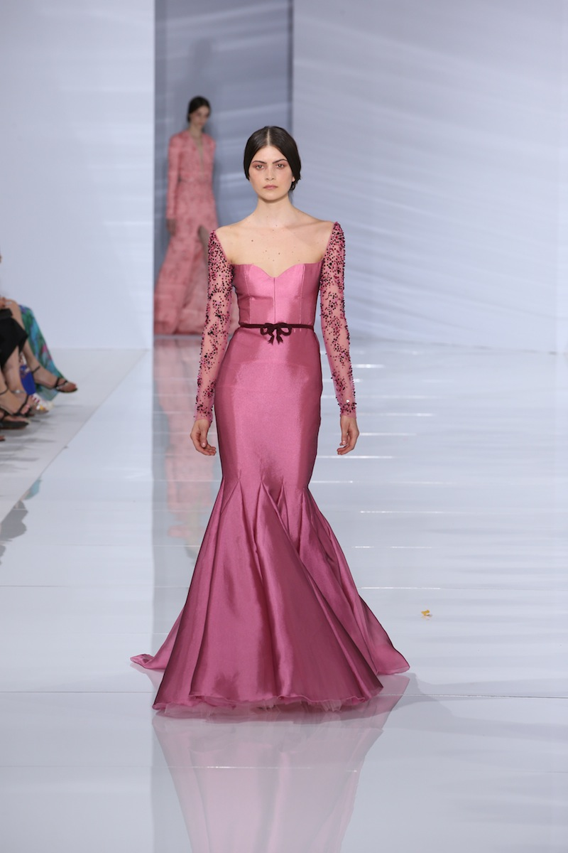 Georges Hobeika Couture Fall Winter 2015 16 Fashion