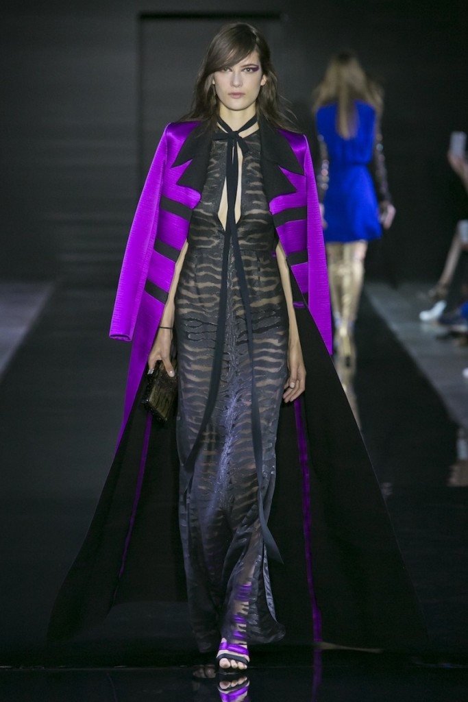 Loris Azzaro Couture Fall Winter 2015 16 Fashion Insider Magazine