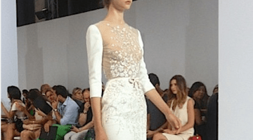 GEORGES HOBEIKA COUTURE – Fall Winter 2015/16